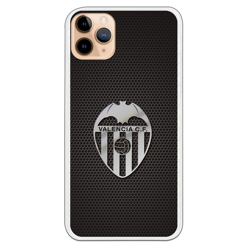 Funda del Valencia Escudo Plata Licencia Oficial Valencia CF para iPhone 11 Pro Max
