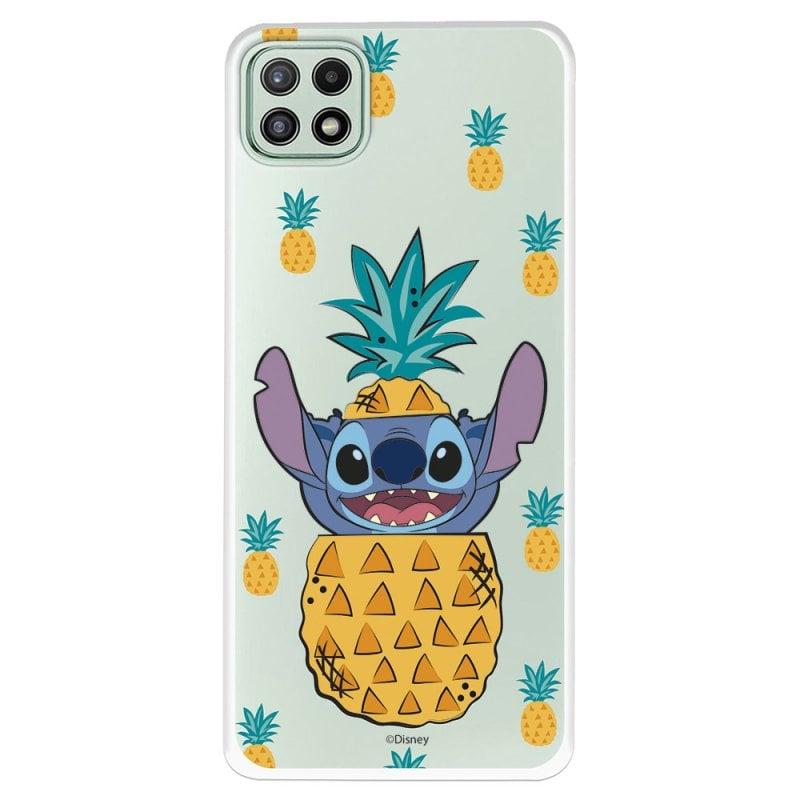 Funda Oficial De Disney Stitch Piñas Lilo & Stitch Para Samsung Galaxy A22 5G