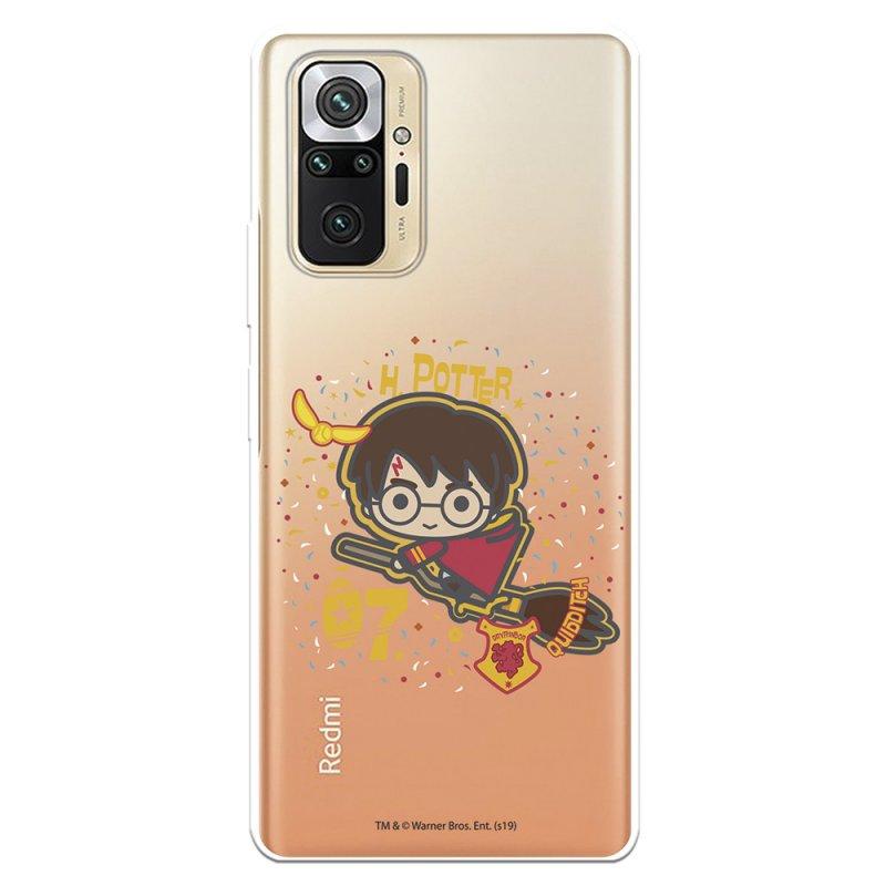 Funda Oficial De Harry Potter Harry Icono Para Xiaomi Redmi Note 10 Pro