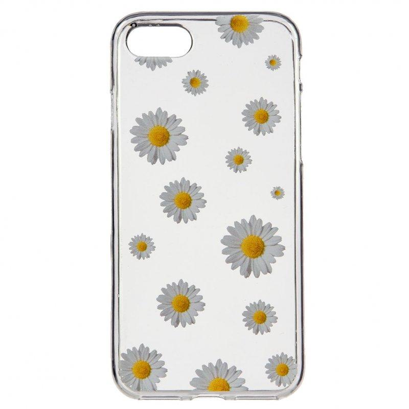 Funda Dibujo Margaritas Para IPhone 7