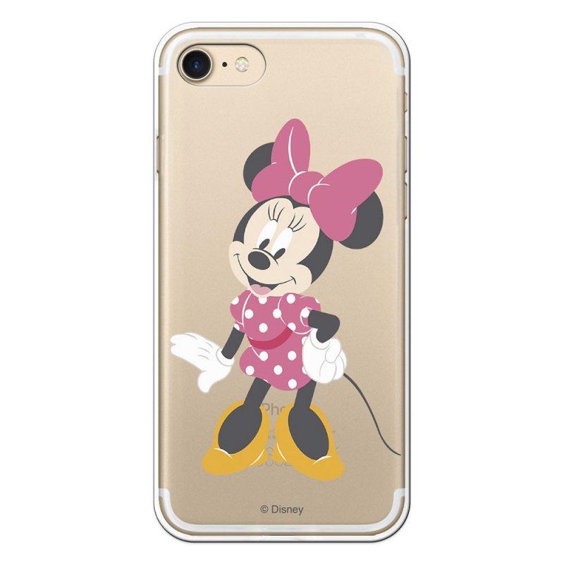 Funda Oficial Disney Minnie Lazo Rosa Para IPhone 7