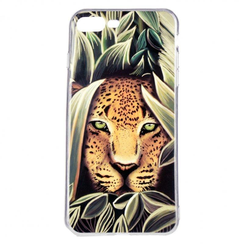 Funda Dibujo Tigre Para IPhone 8 Plus