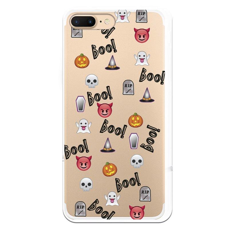 Funda Halloween Icons Para IPhone 7 Plus