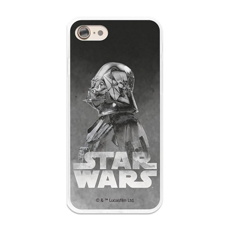 Funda Star Wars Darth Vader Negro IPhone 8