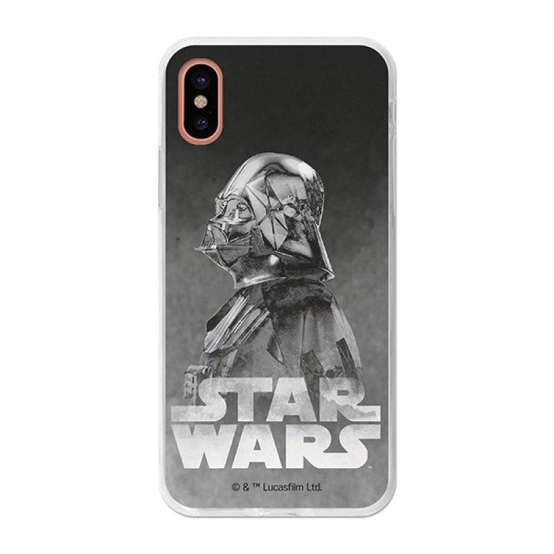Funda Star Wars Darth Vader Negro IPhone X