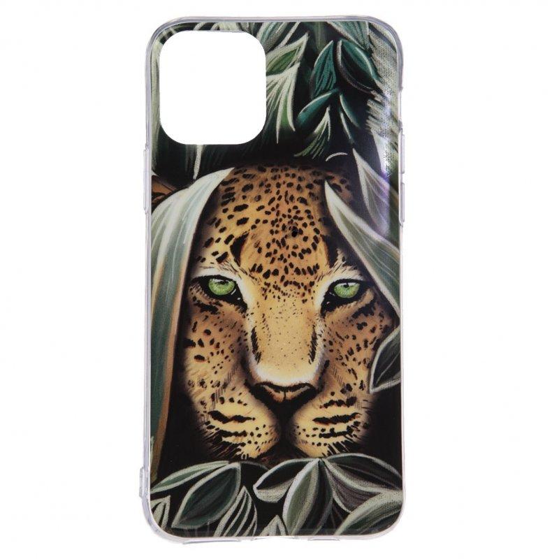 Funda Dibujo Tigre Para IPhone 11 Pro Max