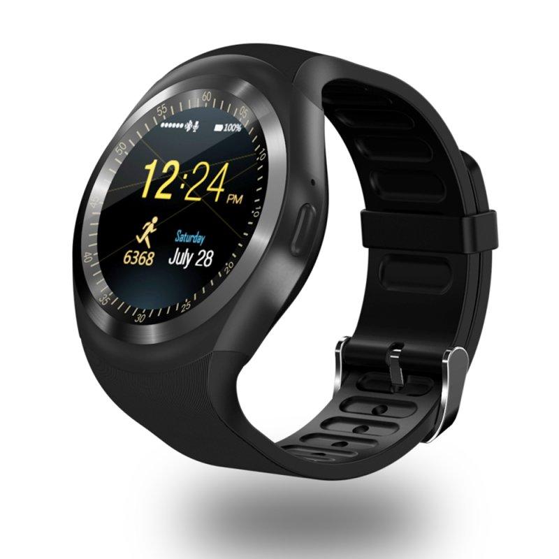 E-Nuc S9 Smartwatch con Llamadas Negro