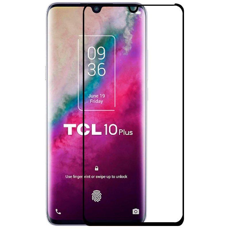 Cool Protector Cristal Templado Curvo Para TCL 10 Plus