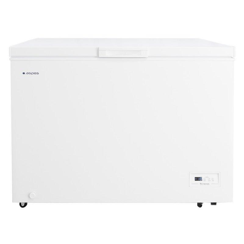 Aspes ACH1303 Congelador Horizontal 316L F Blanco