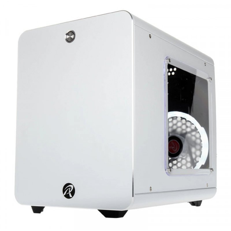 Raijintek Metis Plus ITX USB 3.0 Blanca