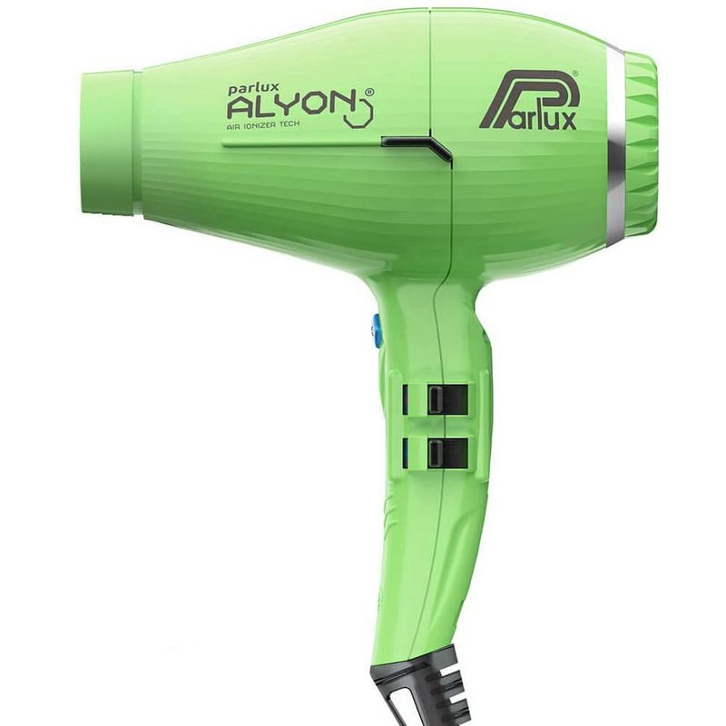 Parlux Hair Dryer Alyon Secador De Pelo 2250W Verde