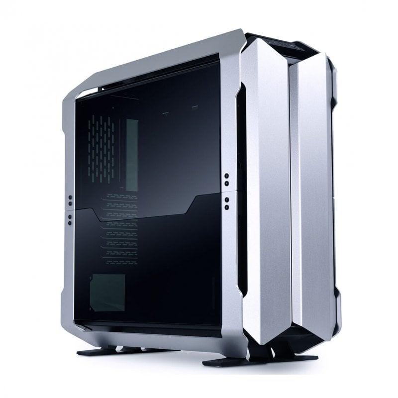 Lian-Li Odyssey X Cristal Templado USB-C/3.1 Plata