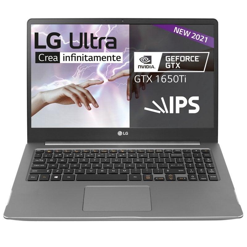 "LG Ultra 15U70P-J.AA78B Intel Core I7-1165G7/16GB/512GB SSD/GTX 1650 Ti/15.6"""