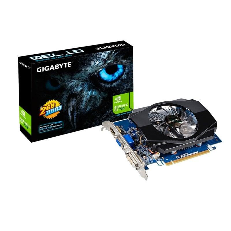 Gigabyte GeForce GT 730 2 GB GDDR3