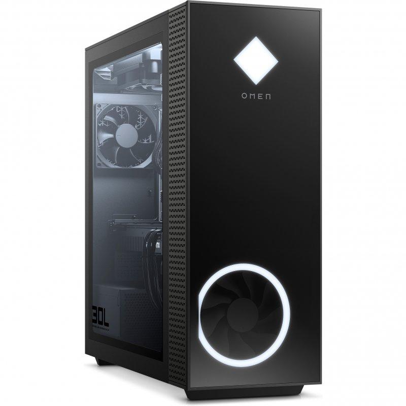 HP Omen 30L GT13-1014NS AMD Ryzen 5 5600X/16GB/1TB+512 SSD/RTX 3060