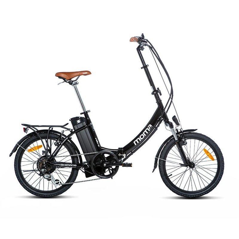 "Moma Bikes EBike 20.2"" Bicicleta Eléctrica Plegable"