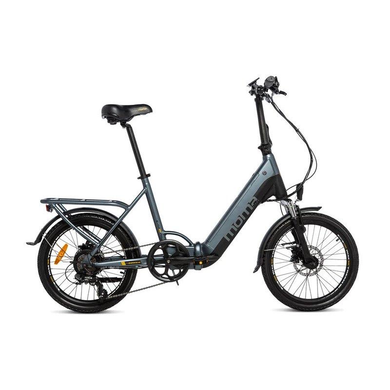 Moma Bikes EBike 20 Pro Bicicleta Eléctrica Plegable