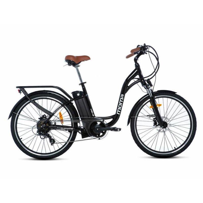 "Moma Bikes EBike 28"" Bicicleta Eléctrica"