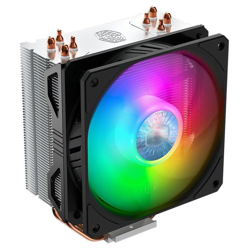 Cooler Master Hyper 212 ARGB Ventilador CPU 120mm