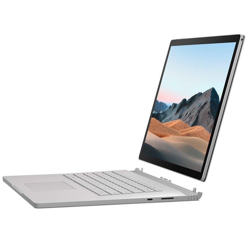 """Microsoft Surface Book 3 Intel Core I7-1065G7/16 GB/256GB SSD/GTX 1650/13.5"""" Táctil"""