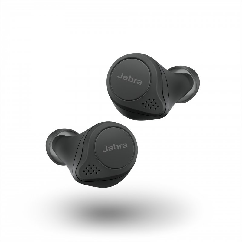 Jabra Elite 75t Auriculares True Wireless Negro