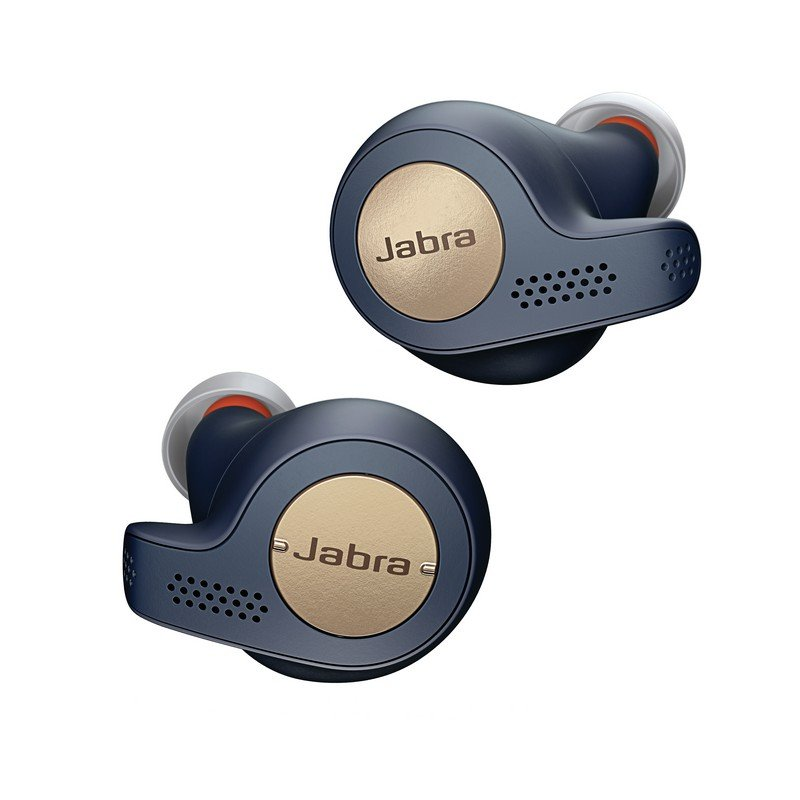 Jabra Elite Active 65t Auriculares True Wireless Azul/Cobre