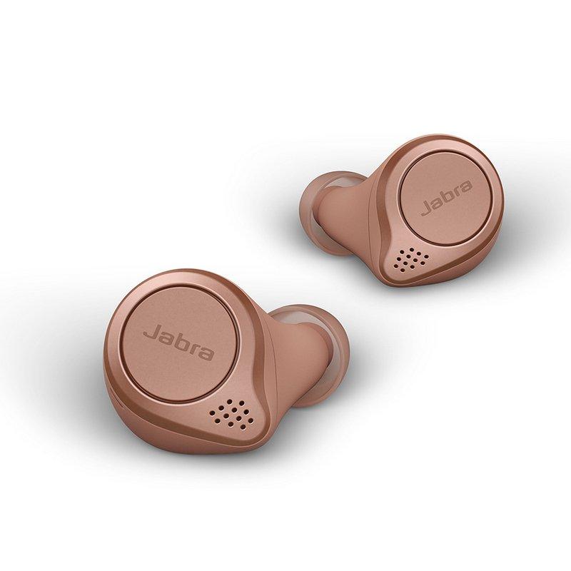 Jabra Elite Active 75t Auriculares True Wireless Sienna