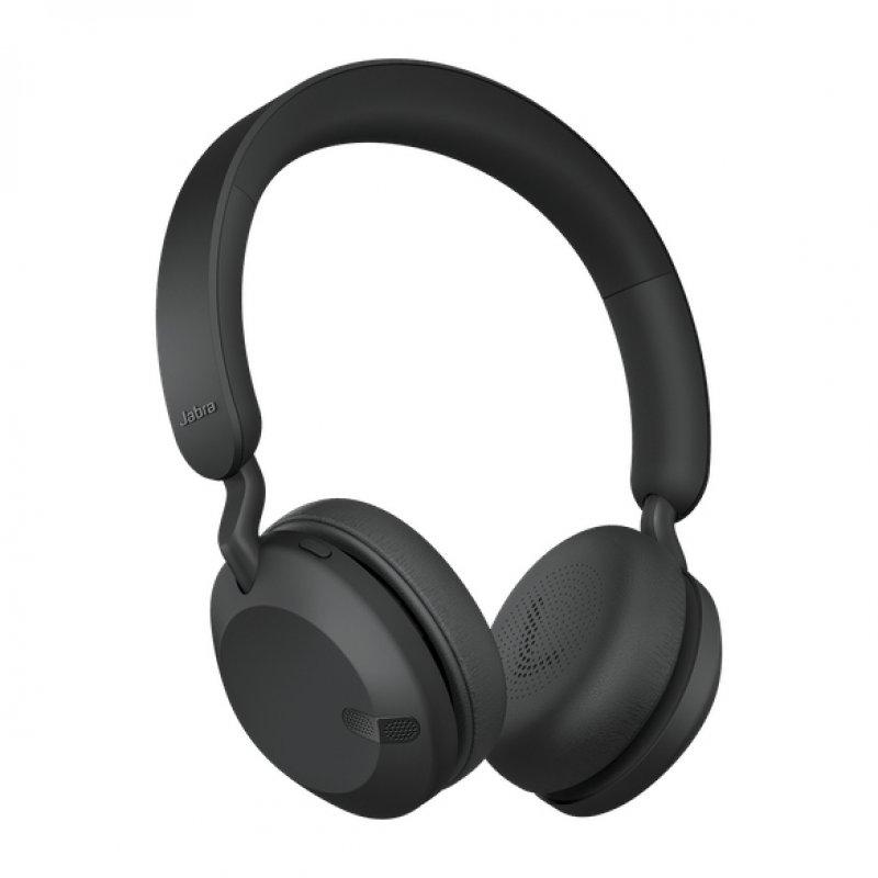 Jabra Elite 45h Auriculares Bluetooth MySound Negro