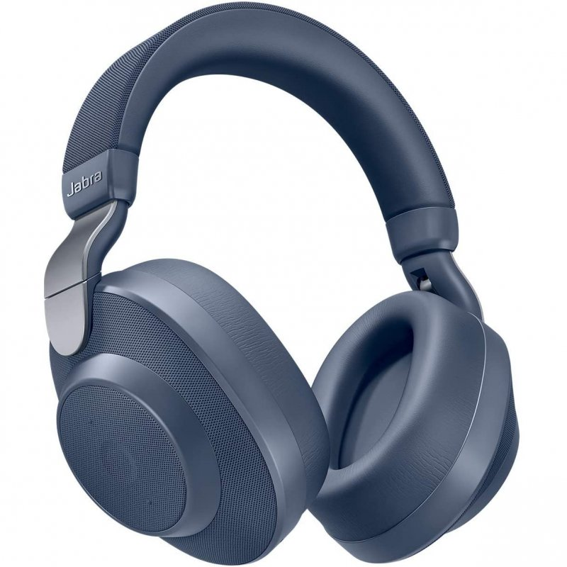 Jabra Elite 85h Auriculares AI Con Cancelación De Ruido Activa Azules