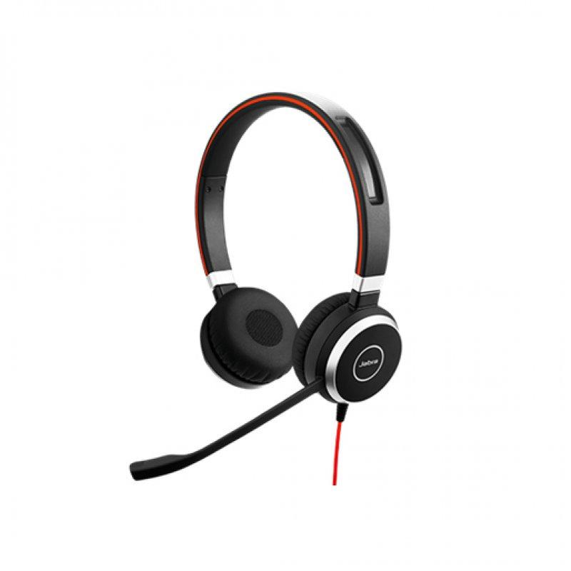 Jabra Evolve 40 Auricular Estéreo Con Cable Para Softphone VoIP