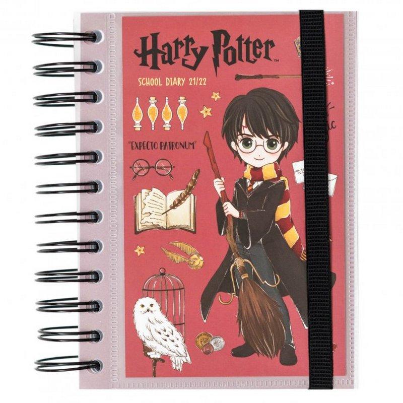 Erik Agenda Escolar 2021/2022 Pequeña Día Página Harry Potter
