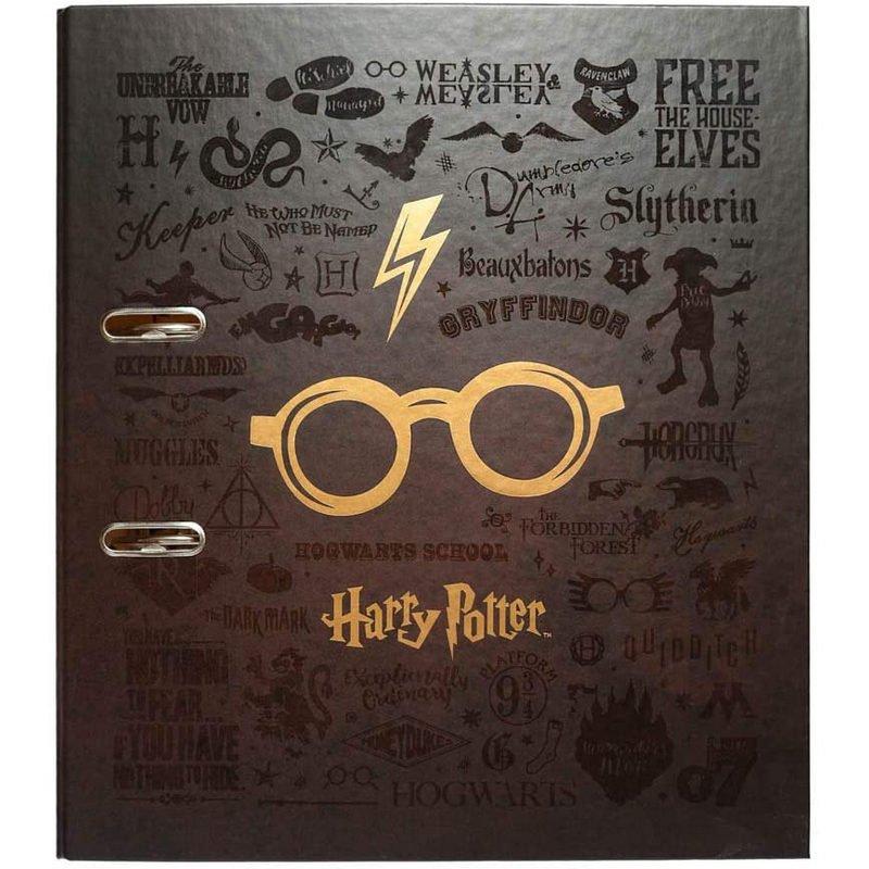 Erik Archivador Con Compresor Harry Potter