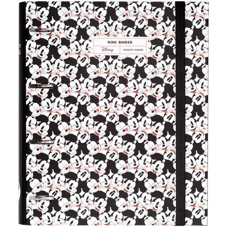 Erik Carpeta Troquelada Premium 4 Anillas Mickey Mouse It's A Mickey Thing