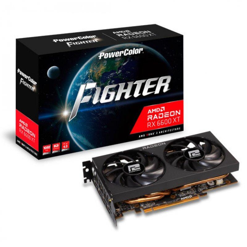 Powercolor Fighter AMD Radeon RX 6600XT 8GB GDDR6
