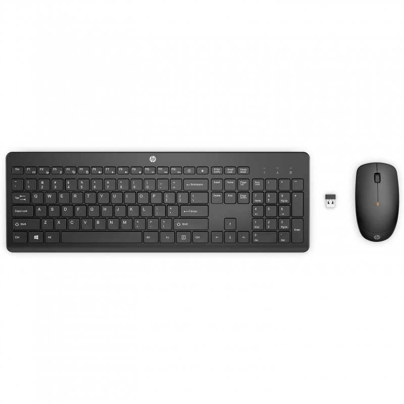 HP 230 Wireless Mouse And Keyboard Combo