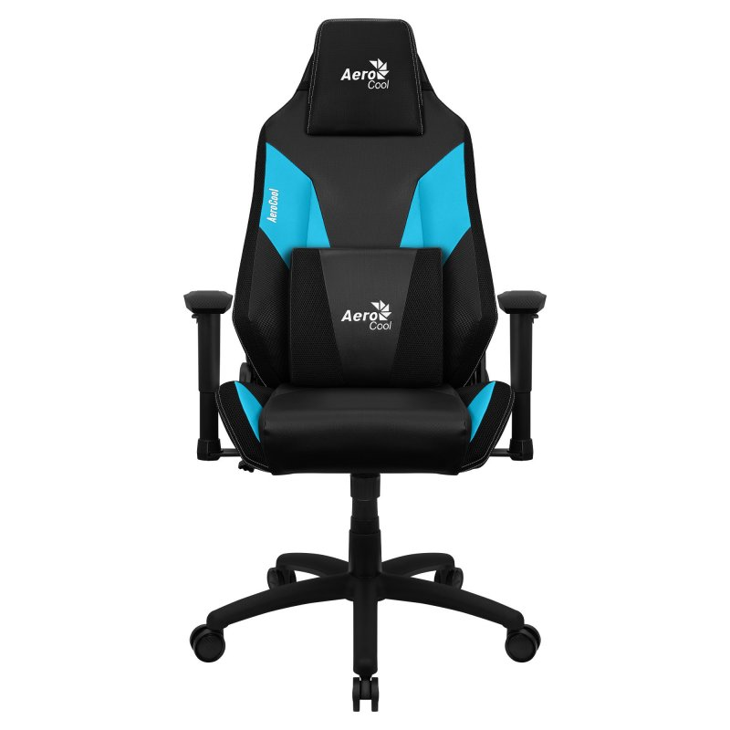 Aerocool Admiral Silla Gaming Negro/Azul