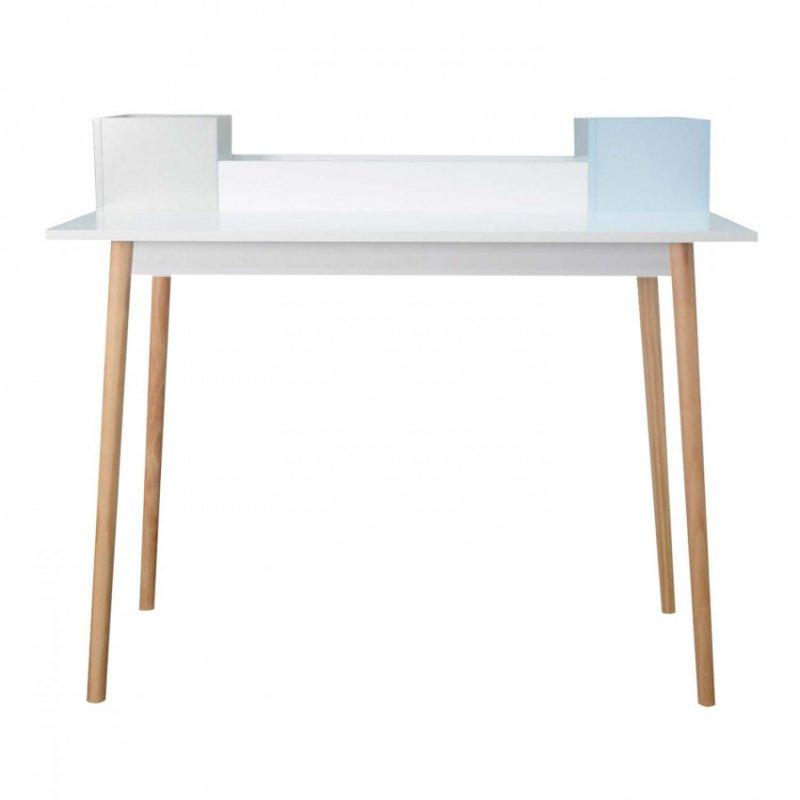 Thinia Home White-Sky Escritorio 100x50x90cm
