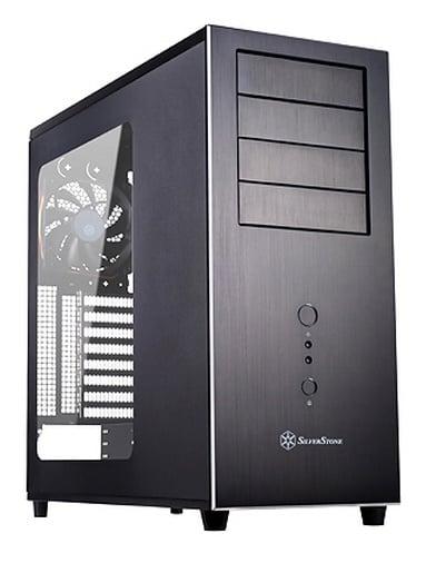 SilverStone TJ04B-E Negra USB 3.0