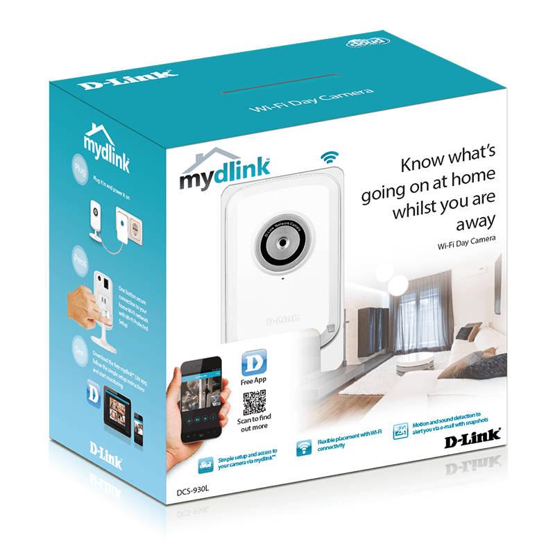 D link dcs 930l c mara de seguridad wifi n pccomponentes - Camaras de seguridad wifi ...