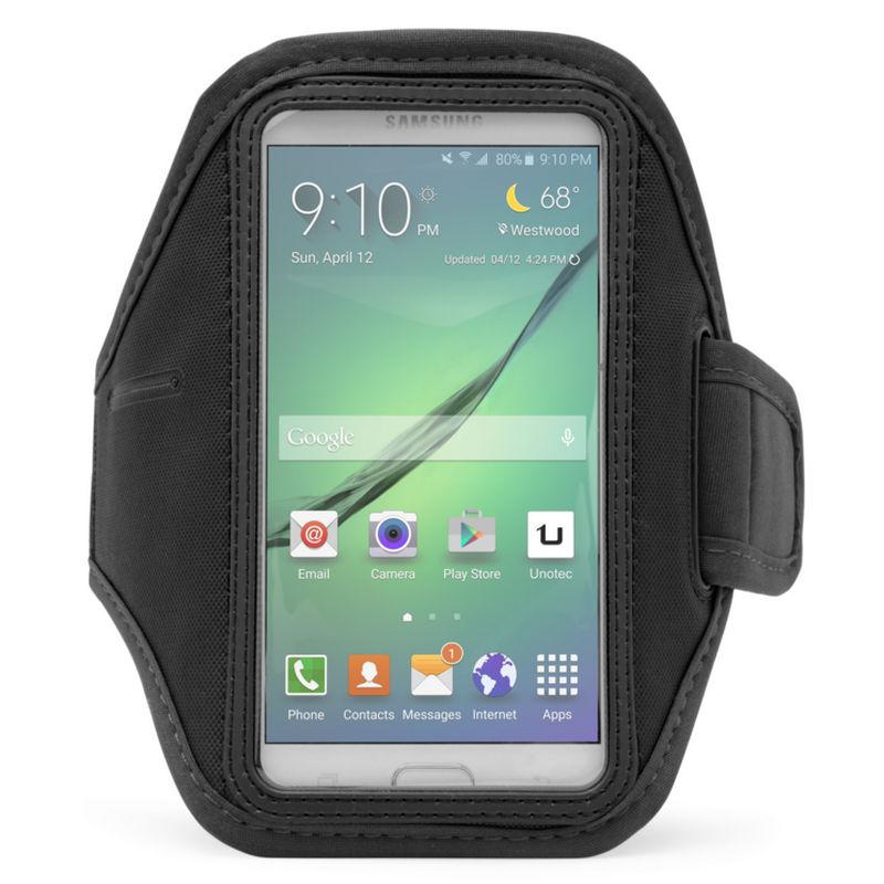 31e50e35e Brazalete Deportivo Negro smartphone hasta 5.3
