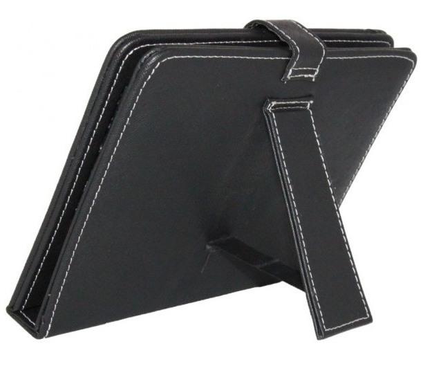 Funda polipiel tablet 10 con soporte teclado usb negro pccomponentes - Fundas con teclado para tablet ...