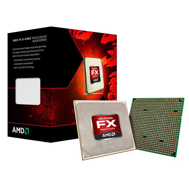 AMD FX Series FX-8350 4 0Ghz 8X Black Edition