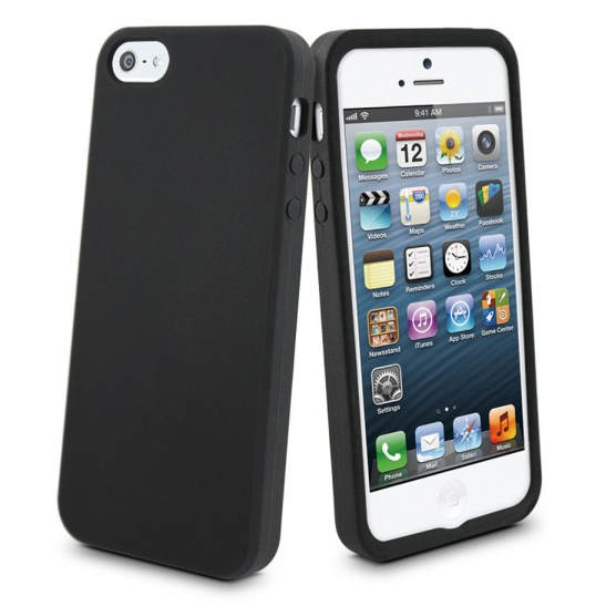 carcasa silicona iphone 5