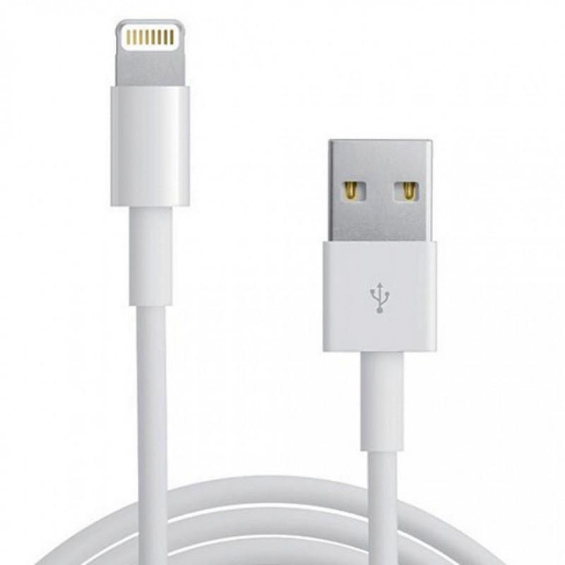 cable lightning iphone ipad usb 1m pccomponentes. Black Bedroom Furniture Sets. Home Design Ideas
