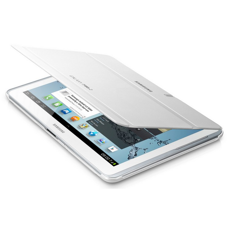 Samsung funda book para galaxy tab 2 10 1 blanco pccomponentes - Funda galaxy tab 3 10 1 ...