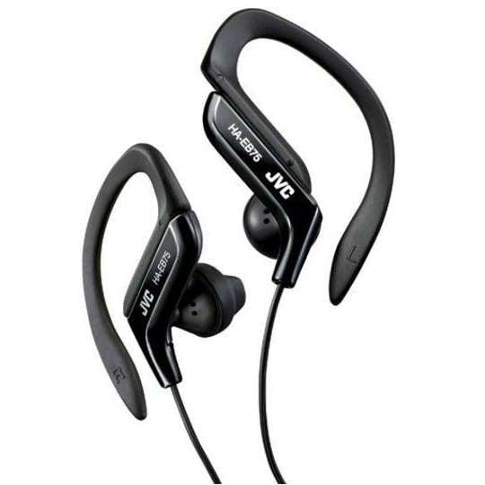 jvc ha-eb75 auriculares sport negros