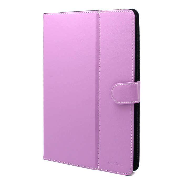 Funda universal morada para tablet pc 10 con soporte pccomponentes - Funda universal tablet 10 1 ...
