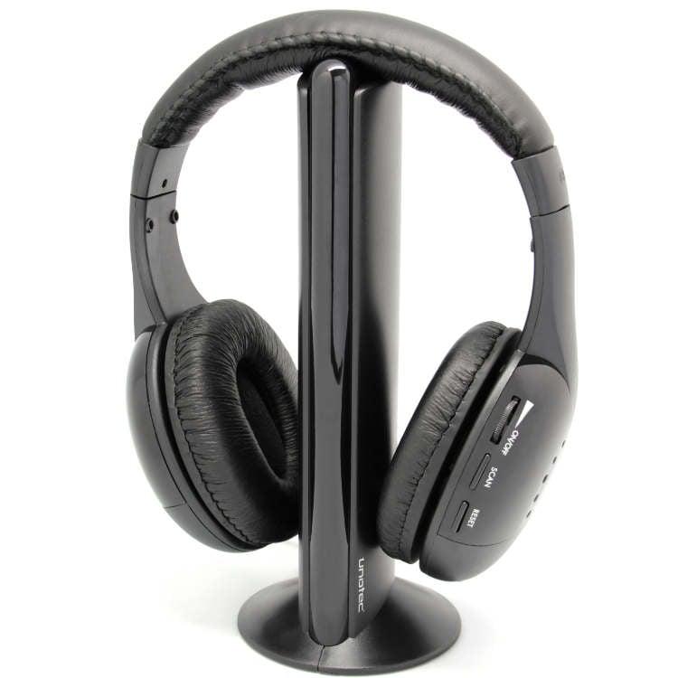 Unotec Resound Auricular+Micrófono Inalámbrico
