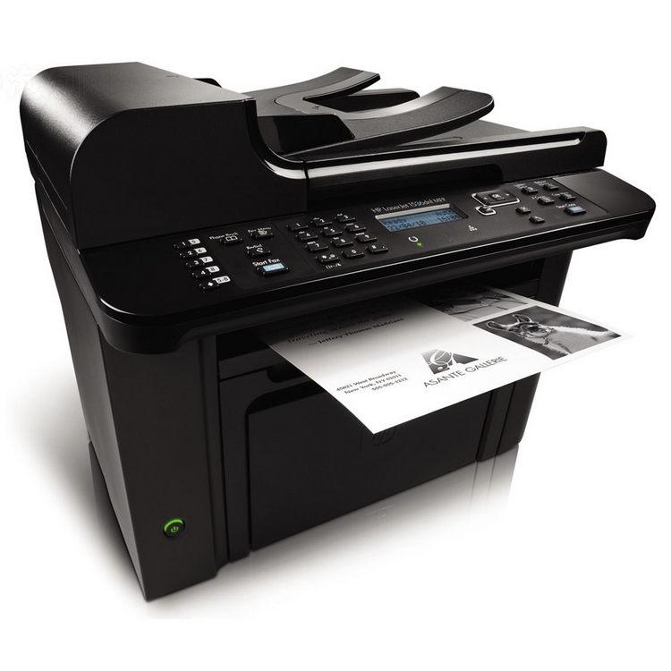 сканер hp laserjet 1536 dnf mfp драйвер