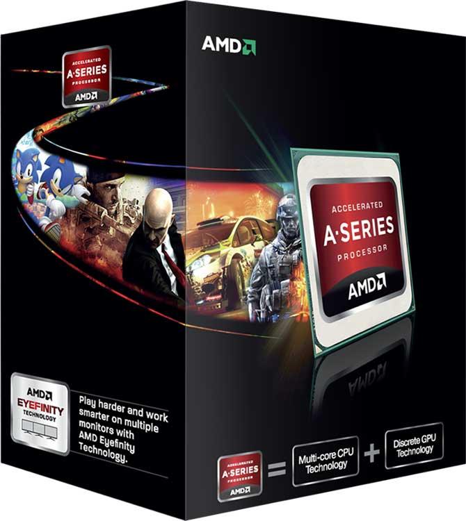 AMD A6-6400K 3.90Ghz